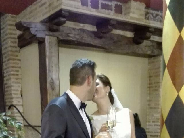 La boda de Daniel y Carolina en Arroyo De La Encomienda, Valladolid 7