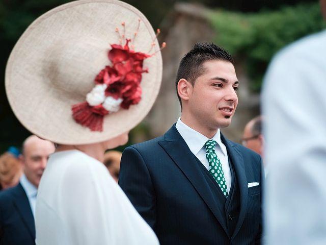La boda de Daniel y Arancha en Outes, A Coruña 5