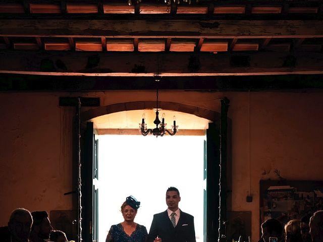 La boda de Daniel y Arancha en Outes, A Coruña 6