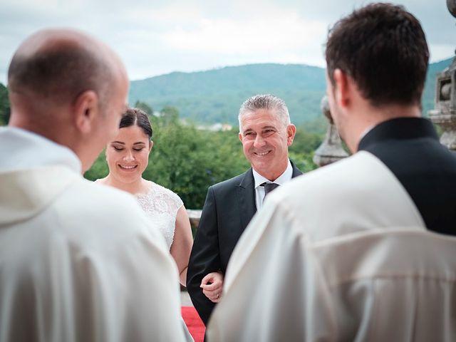 La boda de Daniel y Arancha en Outes, A Coruña 7