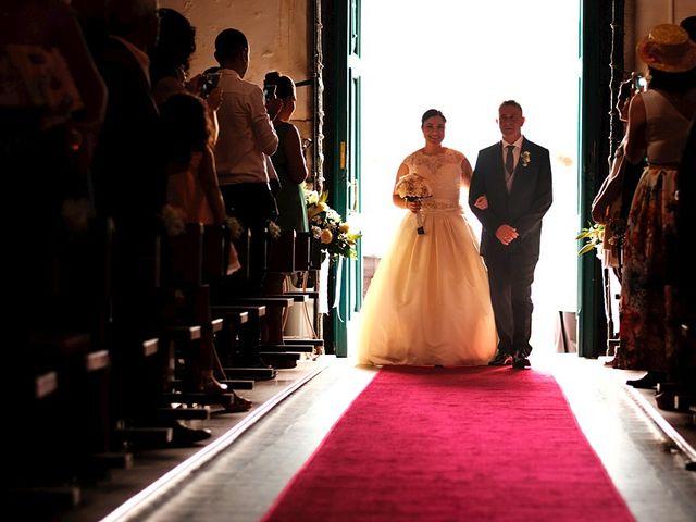 La boda de Daniel y Arancha en Outes, A Coruña 8