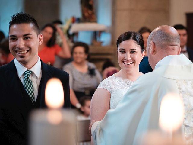 La boda de Daniel y Arancha en Outes, A Coruña 9