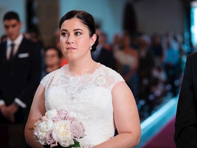 La boda de Daniel y Arancha en Outes, A Coruña 12