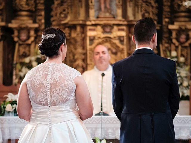 La boda de Daniel y Arancha en Outes, A Coruña 16