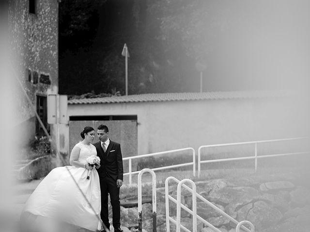 La boda de Daniel y Arancha en Outes, A Coruña 26
