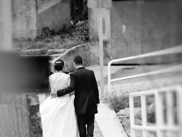 La boda de Daniel y Arancha en Outes, A Coruña 27