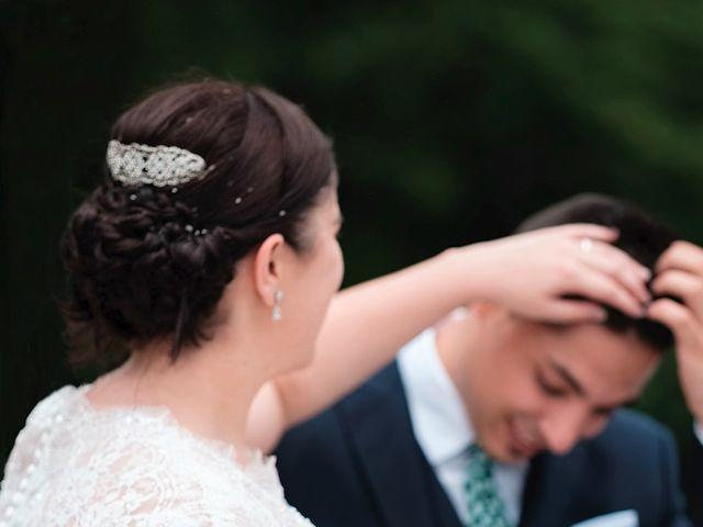 La boda de Daniel y Arancha en Outes, A Coruña 28