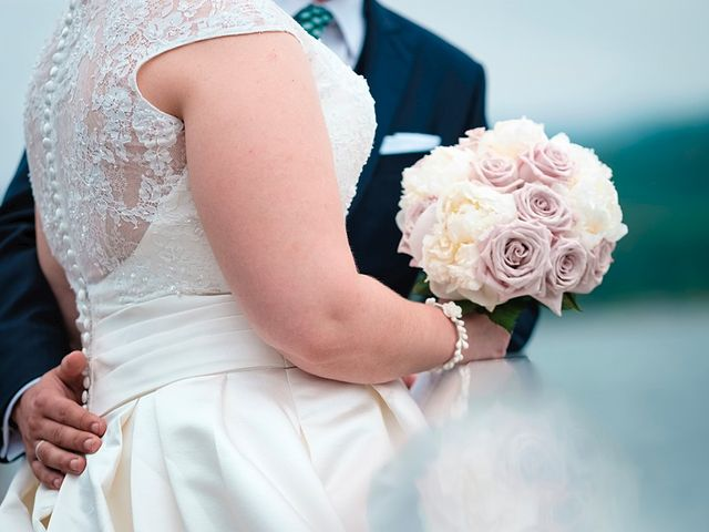La boda de Daniel y Arancha en Outes, A Coruña 31