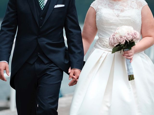 La boda de Daniel y Arancha en Outes, A Coruña 32