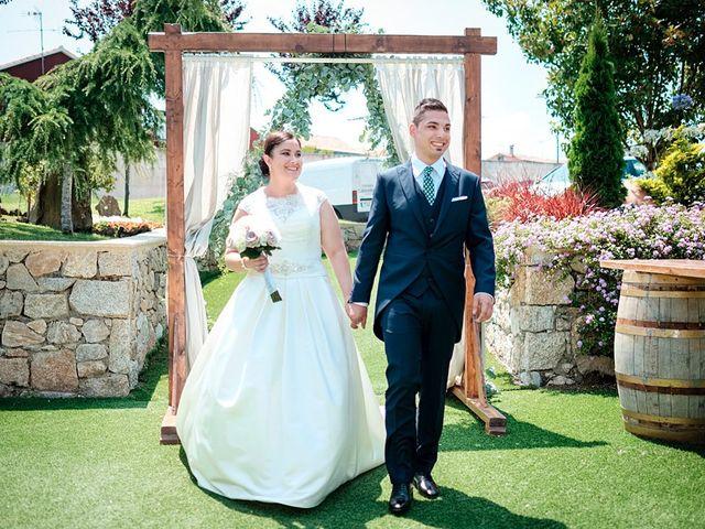 La boda de Daniel y Arancha en Outes, A Coruña 33