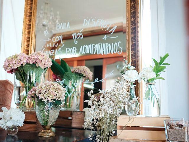 La boda de Daniel y Arancha en Outes, A Coruña 38