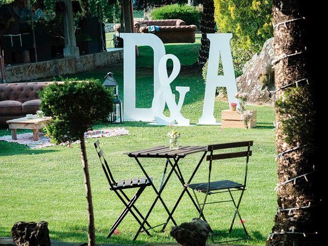 La boda de Daniel y Arancha en Outes, A Coruña 46