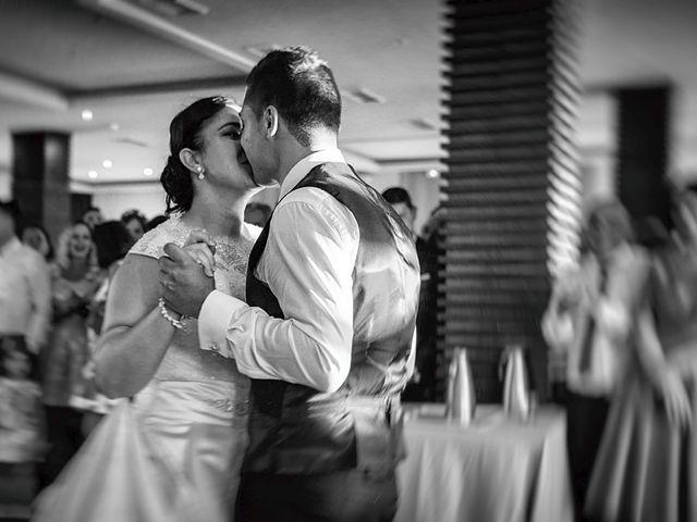 La boda de Daniel y Arancha en Outes, A Coruña 52