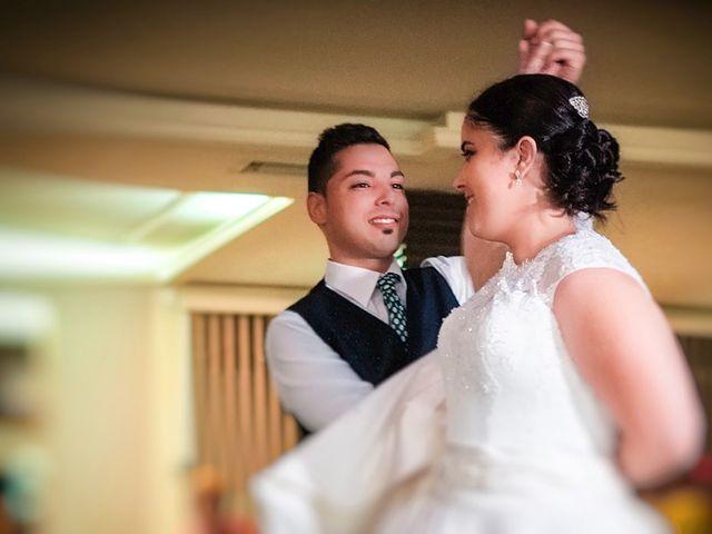 La boda de Daniel y Arancha en Outes, A Coruña 53