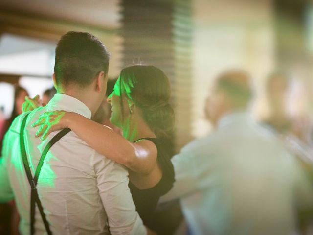 La boda de Daniel y Arancha en Outes, A Coruña 57