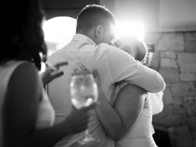 La boda de Daniel y Arancha en Outes, A Coruña 61
