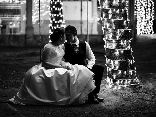 La boda de Daniel y Arancha en Outes, A Coruña 69