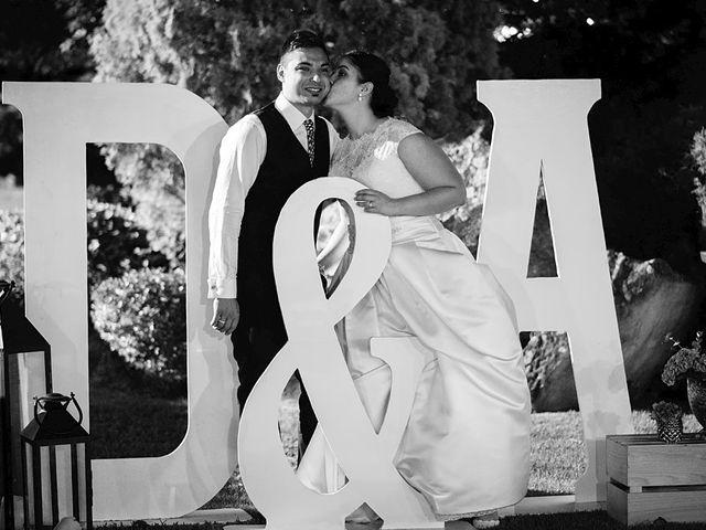 La boda de Daniel y Arancha en Outes, A Coruña 71