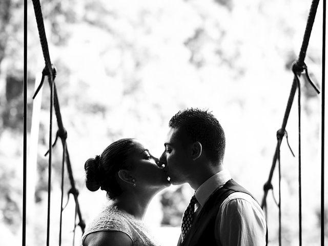 La boda de Daniel y Arancha en Outes, A Coruña 73