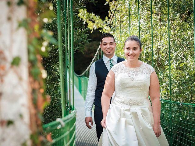La boda de Daniel y Arancha en Outes, A Coruña 74
