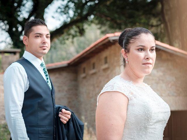 La boda de Daniel y Arancha en Outes, A Coruña 77