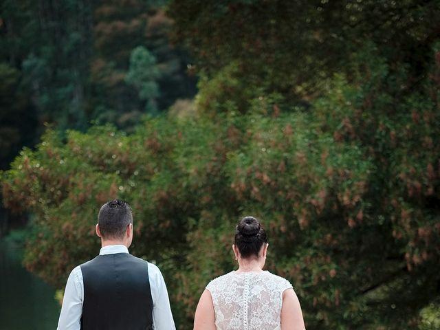 La boda de Daniel y Arancha en Outes, A Coruña 78