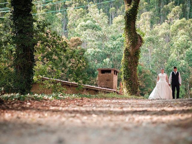 La boda de Daniel y Arancha en Outes, A Coruña 80