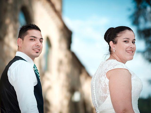La boda de Daniel y Arancha en Outes, A Coruña 82