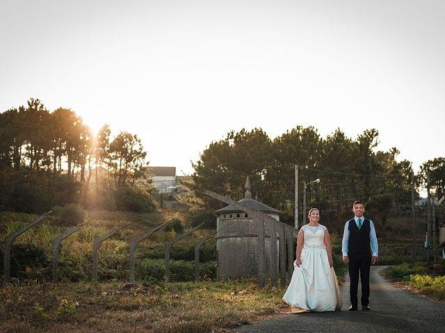 La boda de Daniel y Arancha en Outes, A Coruña 88