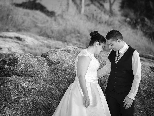 La boda de Daniel y Arancha en Outes, A Coruña 94