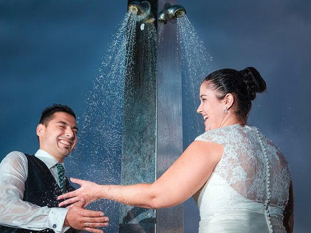 La boda de Daniel y Arancha en Outes, A Coruña 104