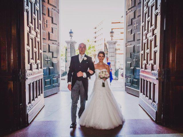 La boda de Iván y Sara en Madrid, Madrid 14