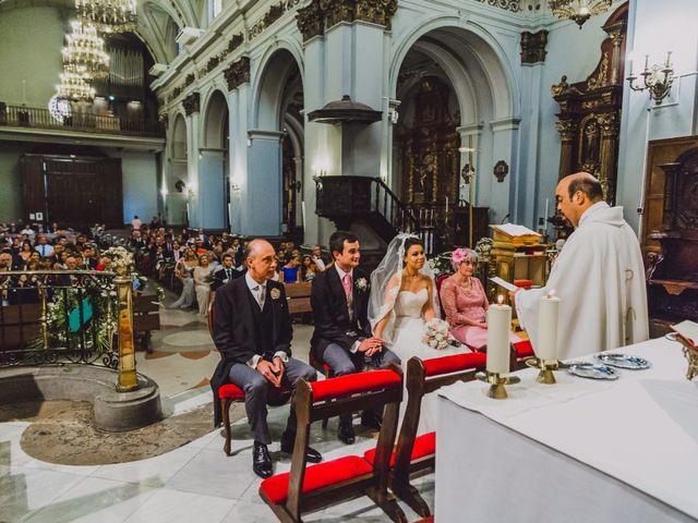 La boda de Iván y Sara en Madrid, Madrid 17