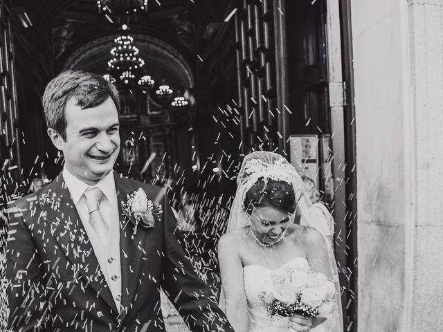 La boda de Iván y Sara en Madrid, Madrid 18