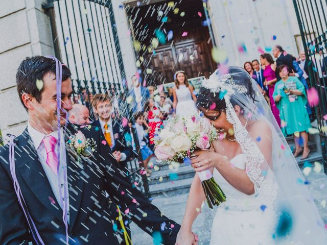 La boda de Iván y Sara en Madrid, Madrid 19