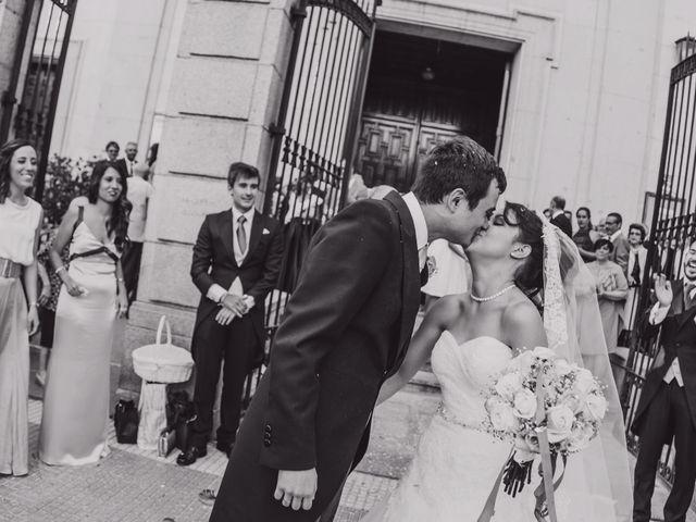 La boda de Iván y Sara en Madrid, Madrid 20