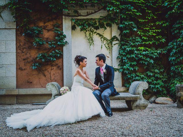 La boda de Iván y Sara en Madrid, Madrid 21