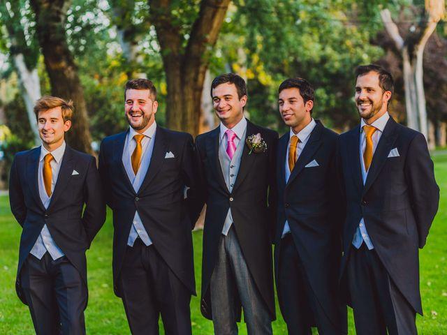 La boda de Iván y Sara en Madrid, Madrid 24