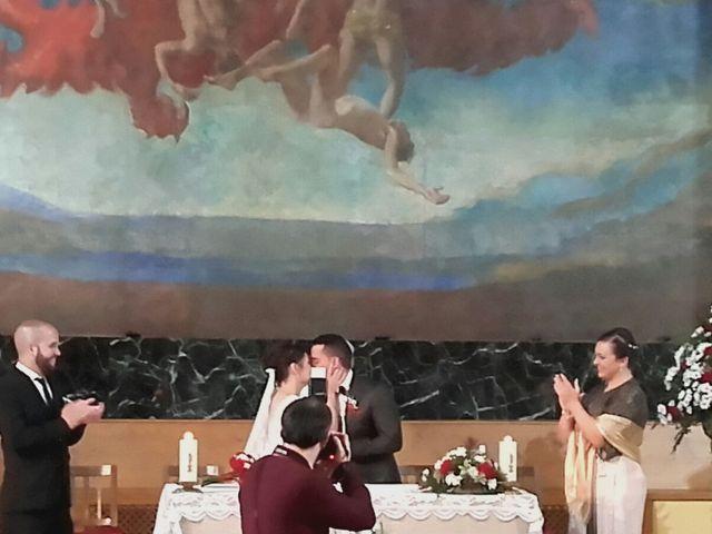 La boda de David y Andrea en Puente San Miguel, Cantabria 2