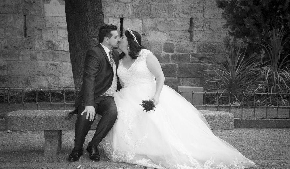 La boda de Hector y Inma  en Alcalá De Henares, Madrid
