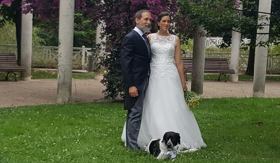 La boda de Kenneth y Virginia en Getxo, Vizcaya