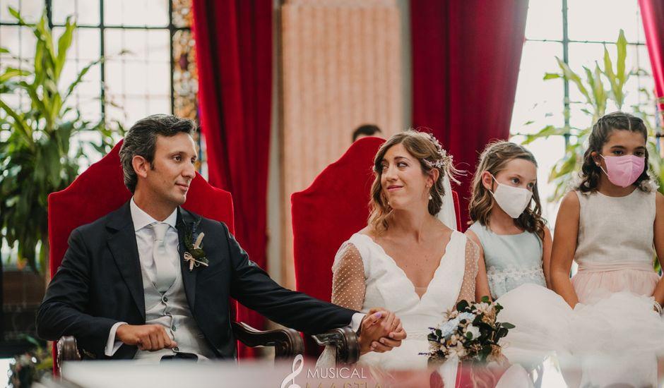 La boda de David  y Mercedes  en Murcia, Murcia