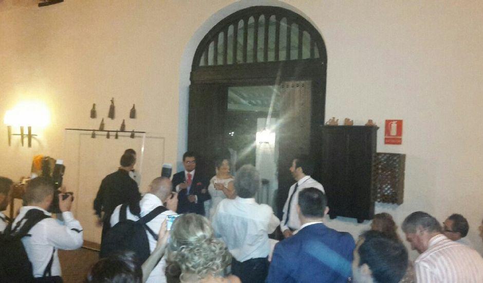 La boda de José María y Isabel en Espartinas, Sevilla