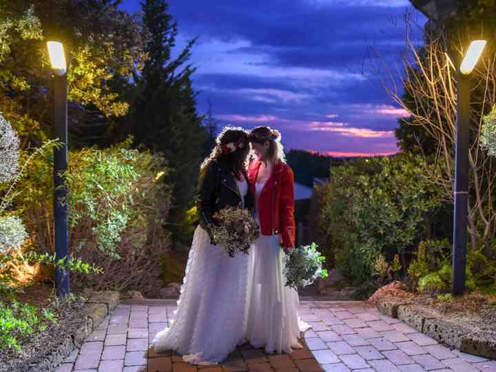 La boda de Araceli y Jessica