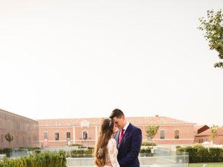 La boda de Maria y Alvaro