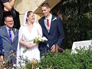 La boda de Sara y Joseba