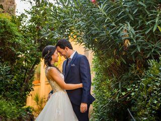 La boda de Tània y Pere