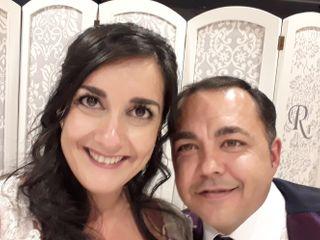 La boda de María y Marcos