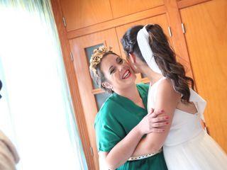 La boda de INES y JUAN ANTONIO 2