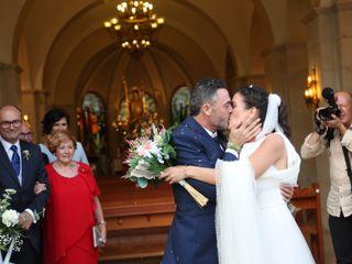 La boda de INES y JUAN ANTONIO
